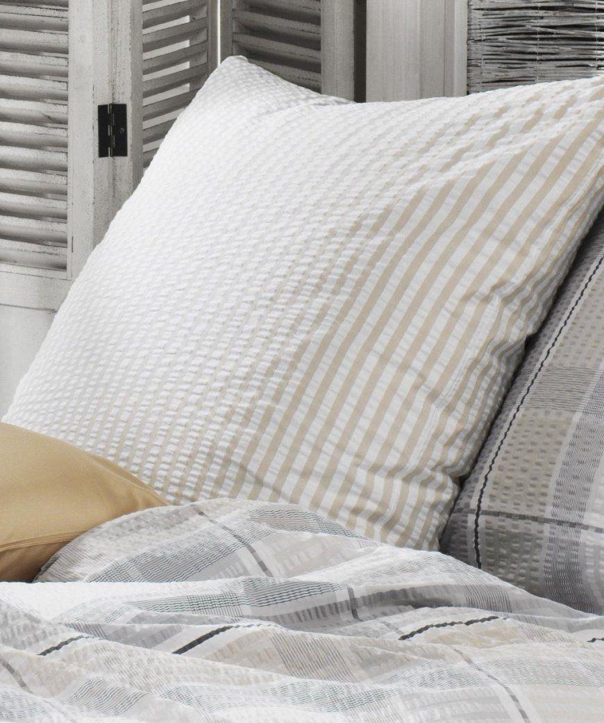 Bettwäsche Seersucker 155X220 | Haus Design Ideen
