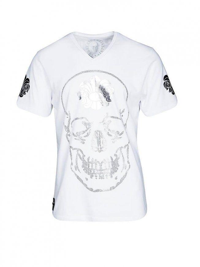 Roberto Geissini Tshirt Weiß  S von Roberto Geissini Bettwäsche Photo