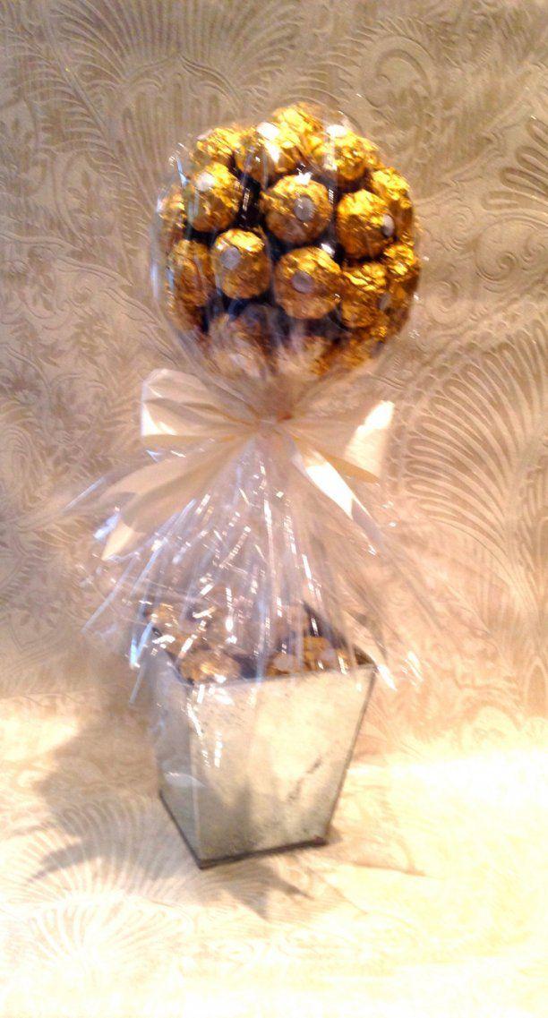 Rocher  Ferrero Rocher Baum Selber Machen On Santapo von Rocher Baum Selber Machen Photo