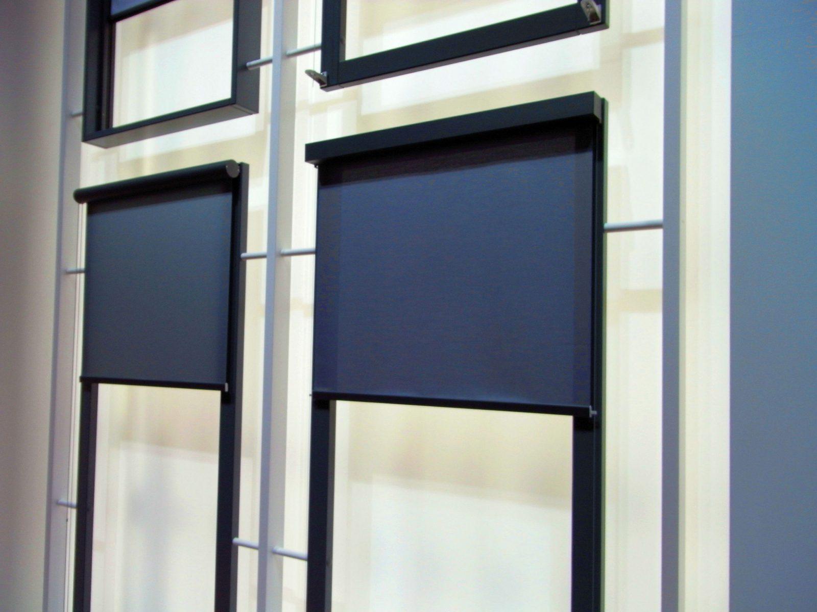 Rollo Für Dachfenster Innen Yi51 – Hitoiro von Sonnenschutz Fenster Innen Ohne Bohren Bild