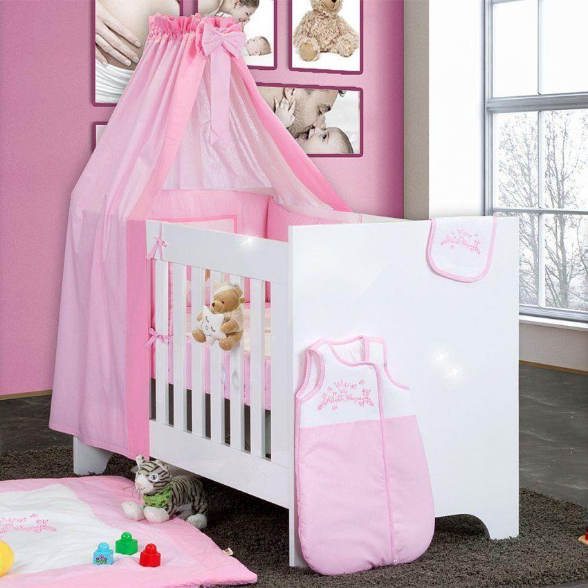 Rosa Und Gruen Baby Bettwaesche Sets  Dibinekadar Decoration von Baby Bettwäsche Set Kleine Prinzessin Photo