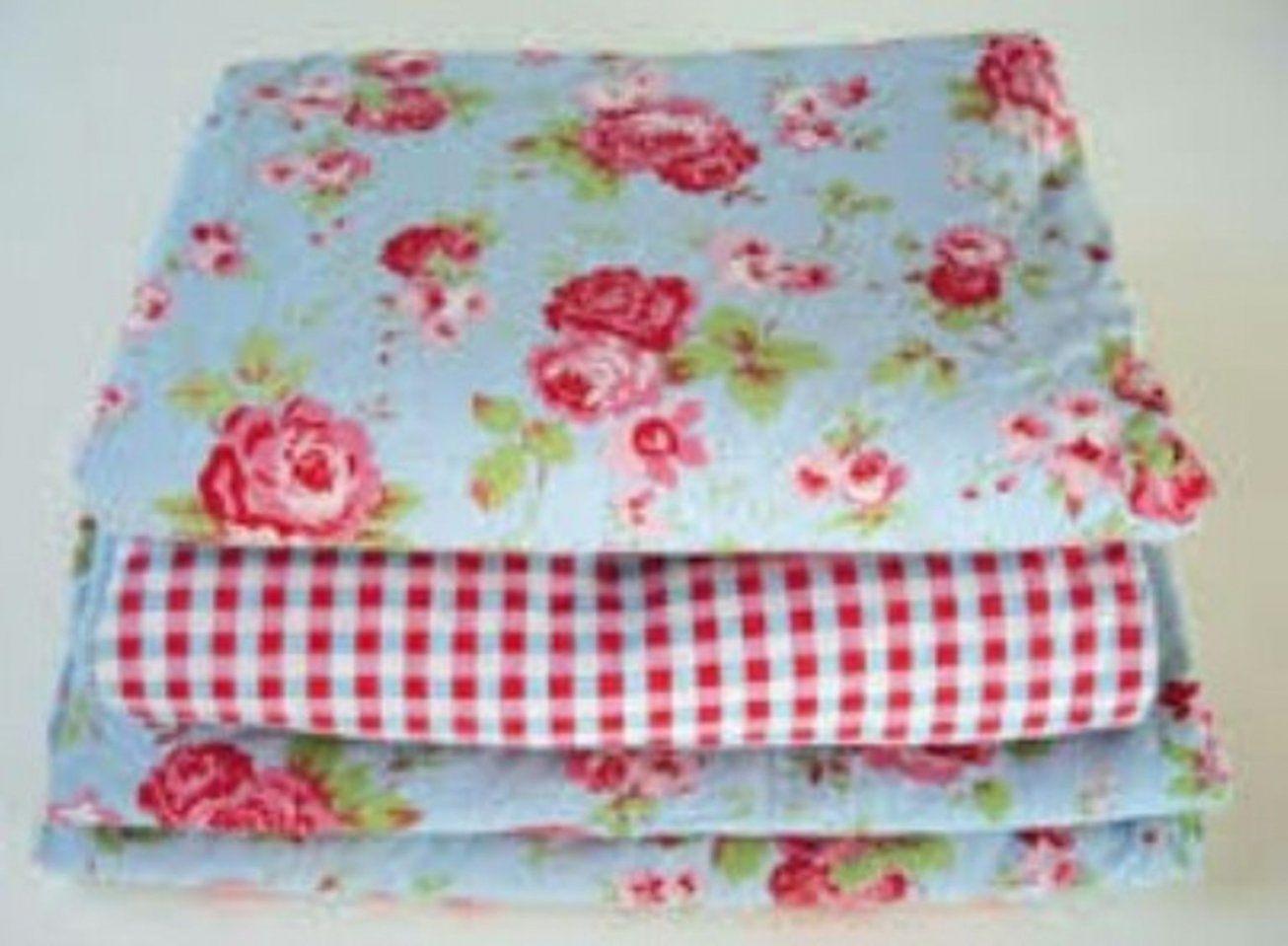 Rosali Bettwäsche Blau  My Blog von Bettwäsche Ikea Rosen Bild