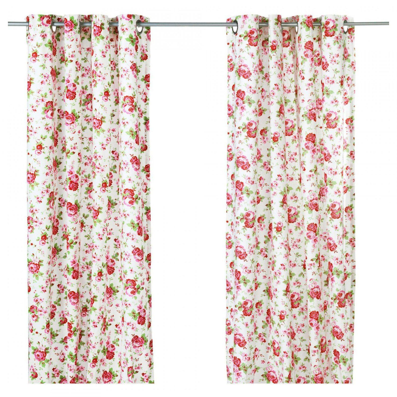 Rosali Curtains 1 Pair  Ikea  Kitchen  Pinterest von Ikea Rosali Bettwäsche Bild