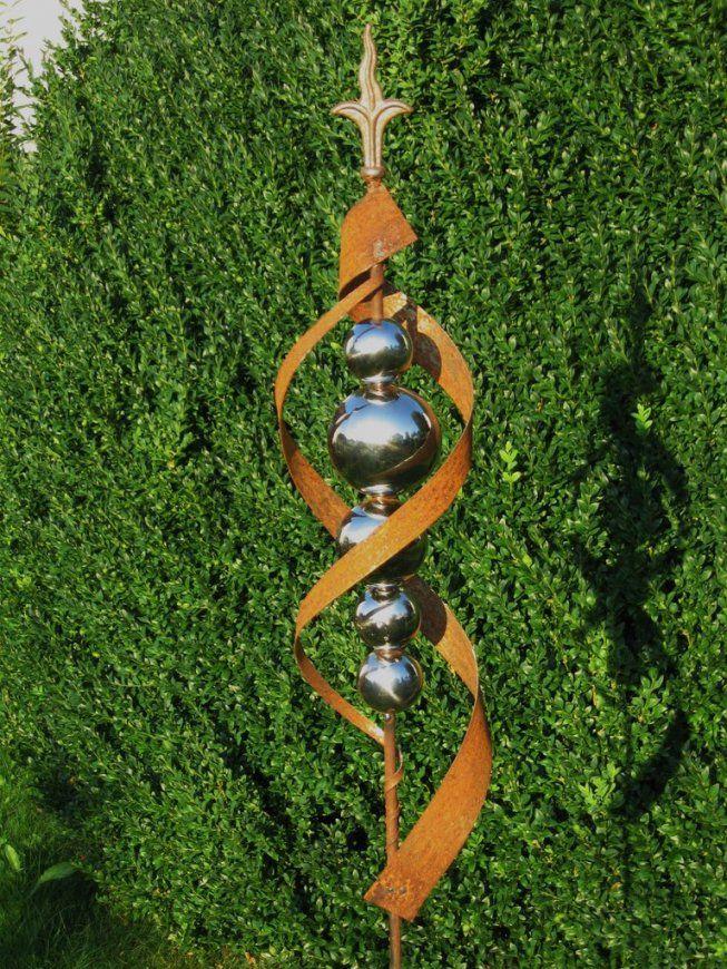 Rost Im Garten Garten Im Quadrat Garten Paravent Als Sichtschutz von Rost Skulpturen Für Den Garten Bild