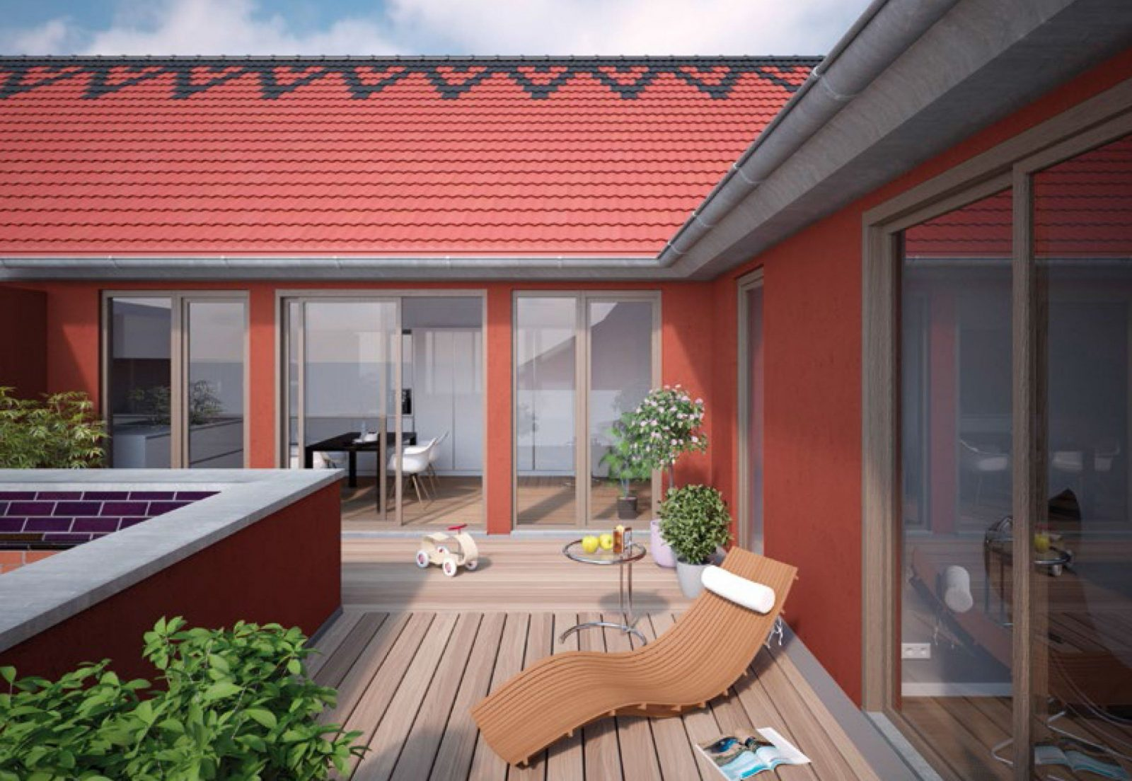 Rote Kaserne  Potsdam  Denkmalschutz Immobilien von Wohnung In Potsdam Kaufen Bild