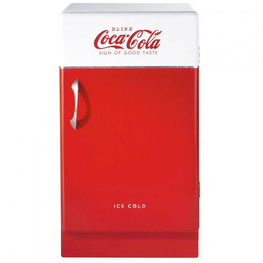 Rotweiße Schubkastenmöbel  Maisons Du Monde von Coca Cola Bettwäsche Bild