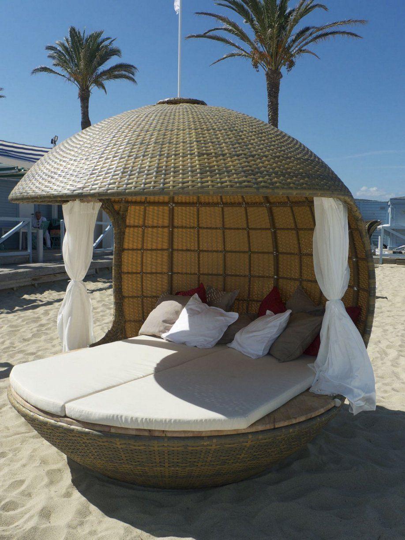 Round Outdoor Bed Swing von Round Porch Swing Bed Bild