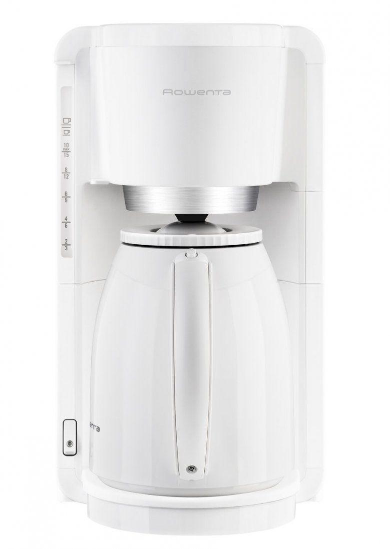 Rowenta Kaffeemaschinen Günstig Online Kaufen  Real von Melitta Kaffeemaschine Mit Abnehmbaren Wassertank Und Thermoskanne Photo