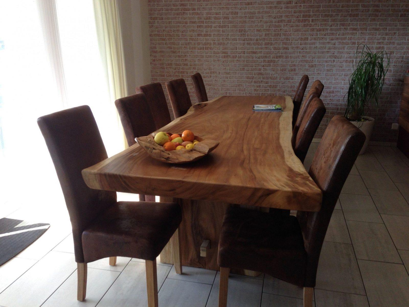 Runder Esstisch Für 8 Personen 2017  Zuhause Inspiration Design von Quadratischer Esstisch Für 8 Personen Bild