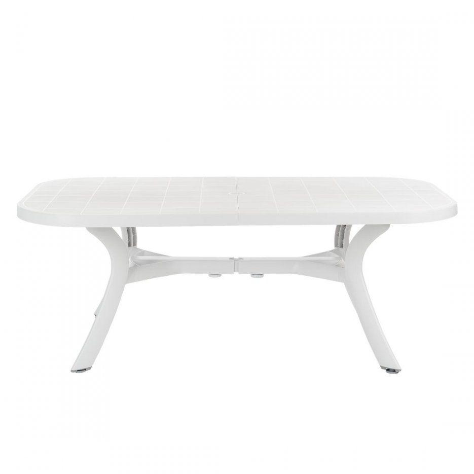 Runder Gartentisch Wei Rolly Tisch Rund Cm Wei With Runder von Gartentisch Rund Kunststoff Weiß Bild