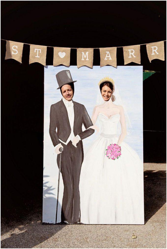 Rustikale Diy Hochzeit Von Candid Moments  Fotowand Fotorequisiten von Fotowand Hochzeit Selber Machen Photo