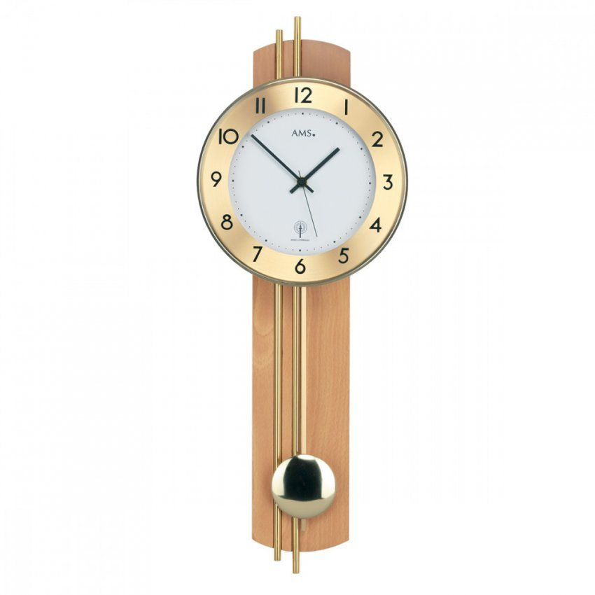 Wohnzimmer Uhren Mit Pendel