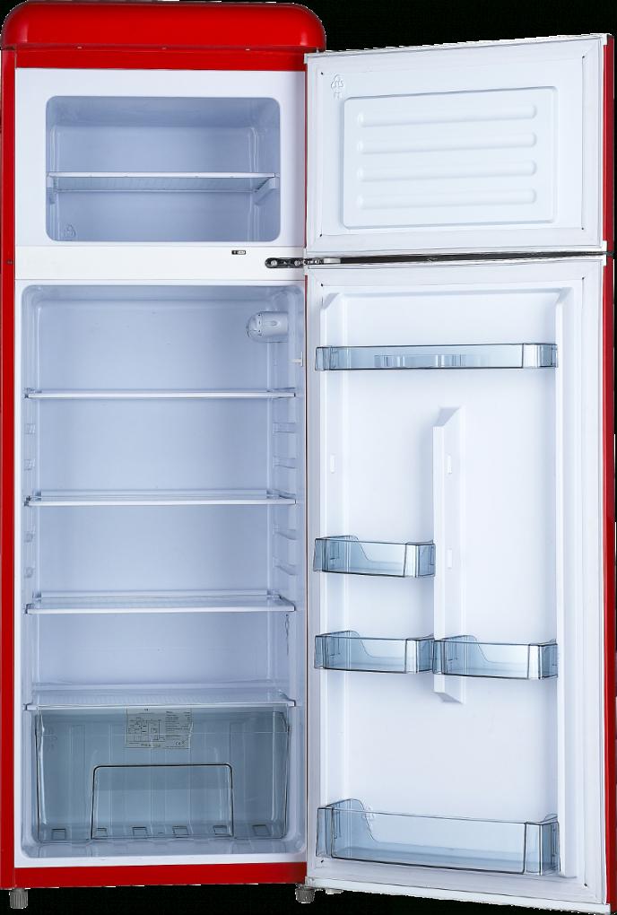 Sailor Sar208 Rot Günstig Kaufen  Kühlgefrierkombinationen von Kühlschrank Ohne Gefrierfach Media Markt Bild