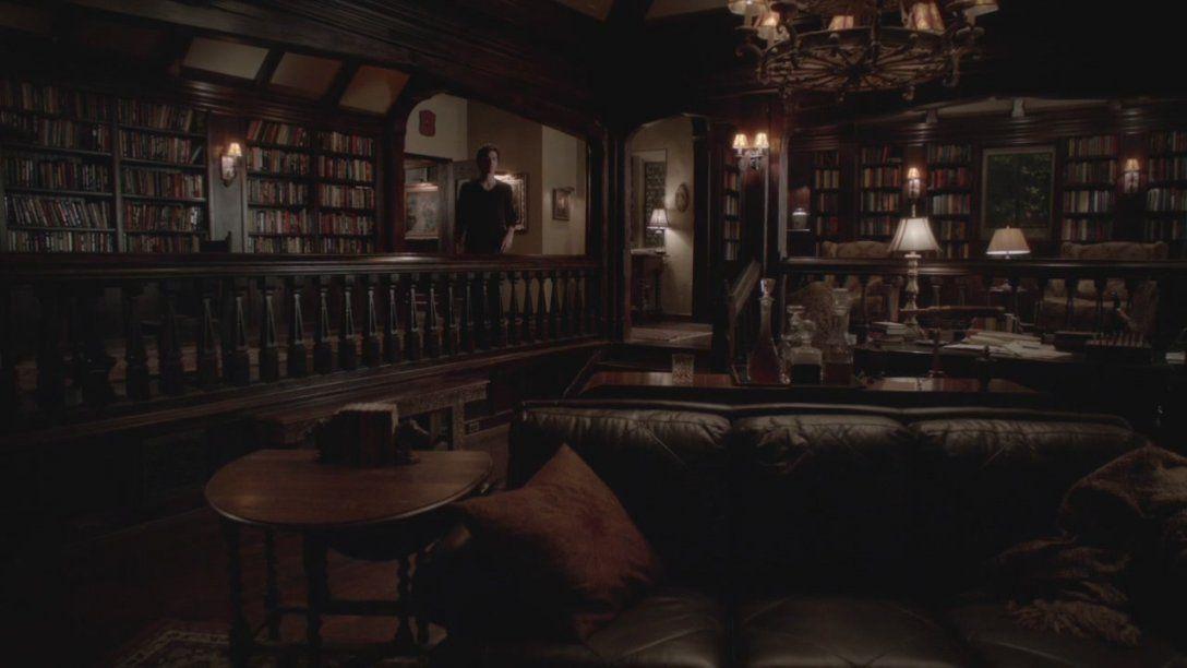Salvatore Boarding House  The Vampire Diaries Wiki  Fandom von Vampire Diaries Bettwäsche Bild