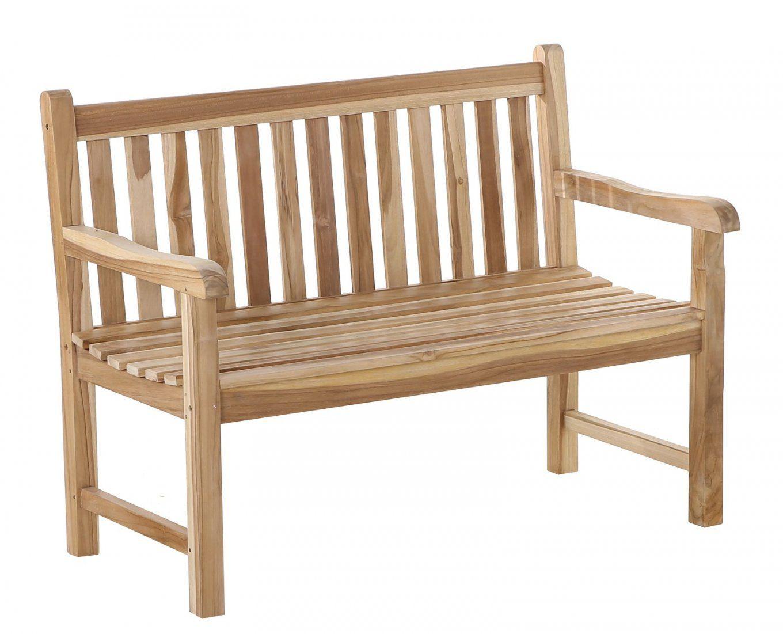 Sam® Gartenbank Teakholz 120 Cm 2 Sitzer Java von Gartenbank Holz 120 Cm Photo