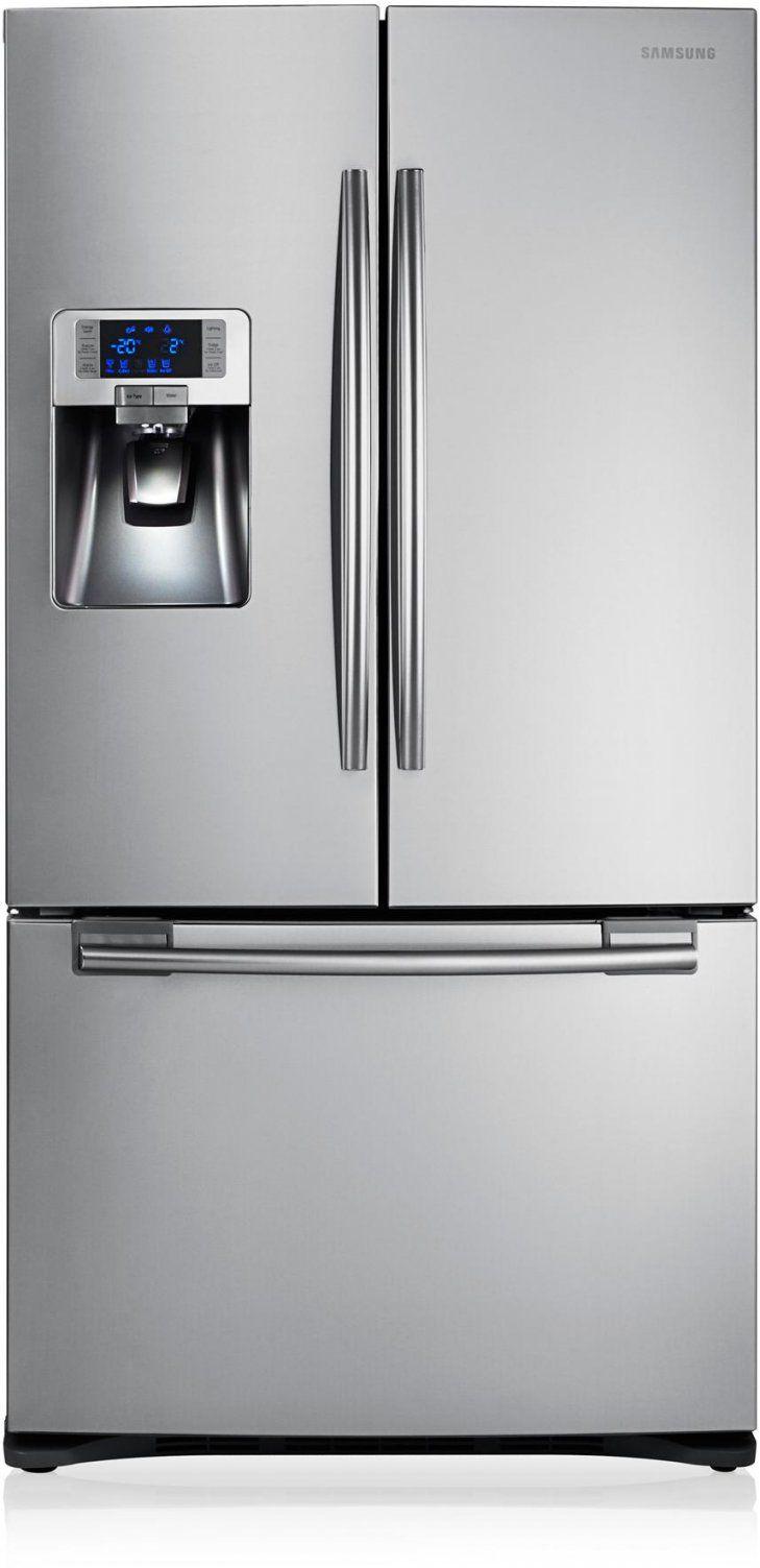 Samsung Rfg23Uers A+ Sideside Kombination Edelstahl 908 Cm von Side By Side 90 Cm Breit Photo