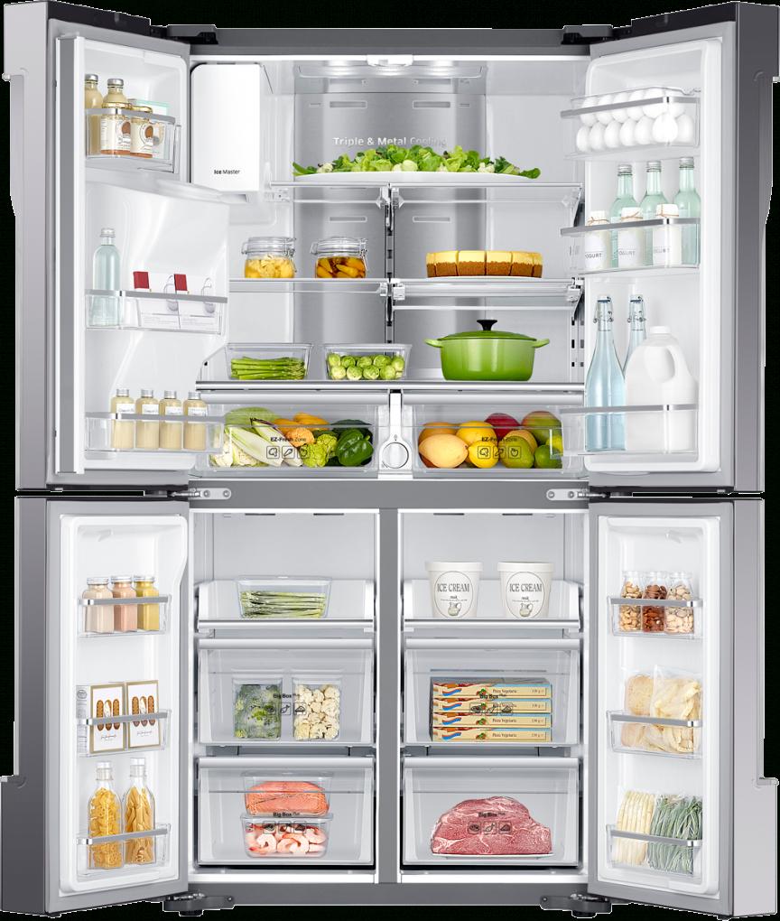 Samsung Sideside T9000 Günstig Kaufen  Foodcenter & Sideby von Kühlschrank Ohne Gefrierfach Media Markt Photo