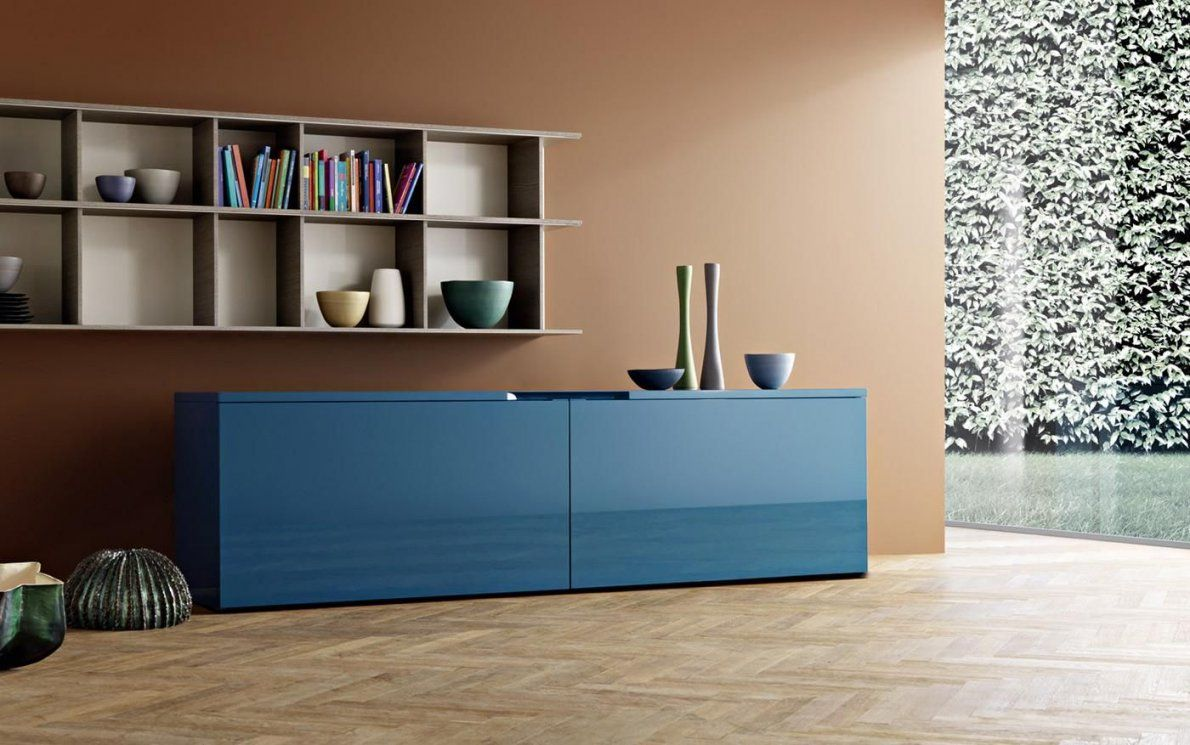 San Giacomo Sideboard Groove Made In Italy Products Available von San Giacomo Möbel Italien Bild