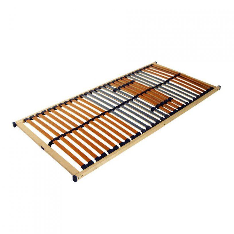 Sanafit 5Zonenlattenrost (100X200) Preiswert  Dänisches Bettenlager von Lattenrost Elektrisch Dänisches Bettenlager Bild