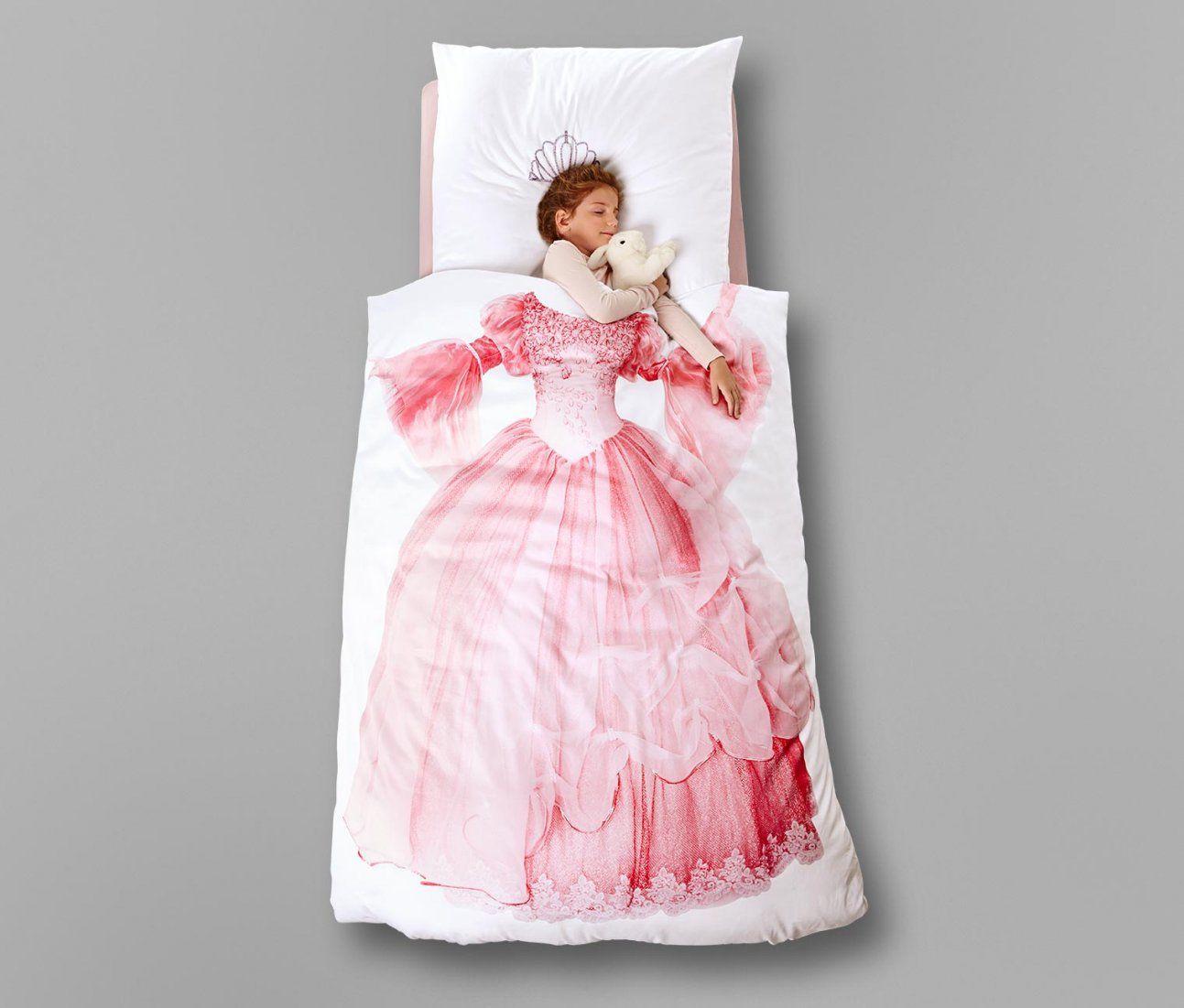 Satinbettwäsche Prinzessin Online Bestellen Bei Tchibo 310567 von Bettwäsche Prinzessin Kleid Bild