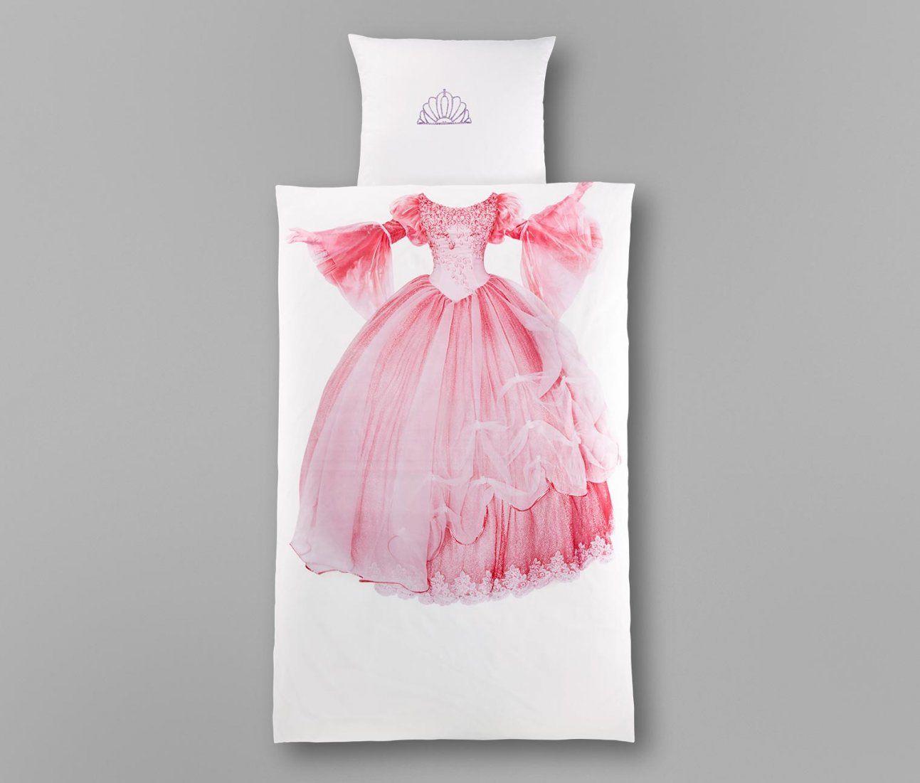 Satinbettwäsche Prinzessin Online Bestellen Bei Tchibo 310567 von Bettwäsche Prinzessin Kleid Photo