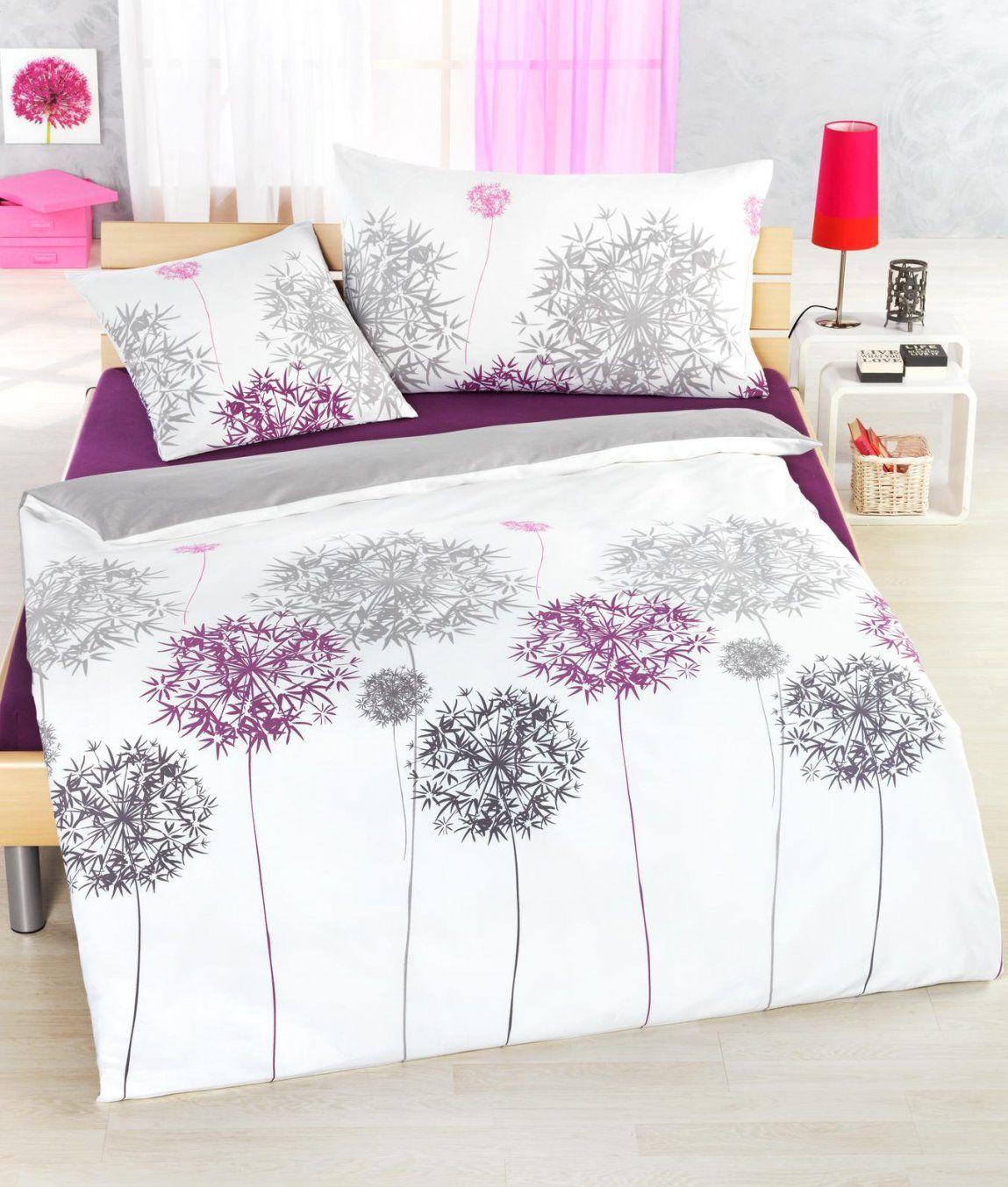 Satinbettwäsche Yasemin Beere Kaufen  Angela Bruderer Onlineshop von Bettwäsche Orchideen Motiv Bild