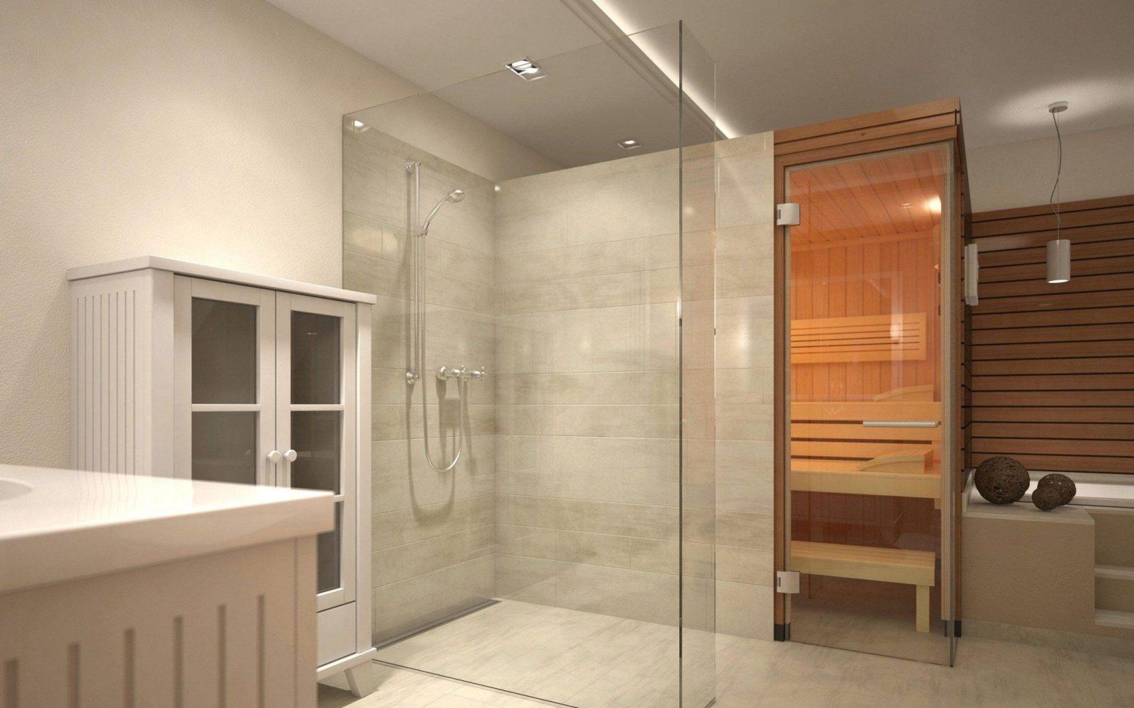 Sauna Im Keller Anzeige Abluft Einbauen Selber Bauen von Sauna Im Keller Bauen Bild