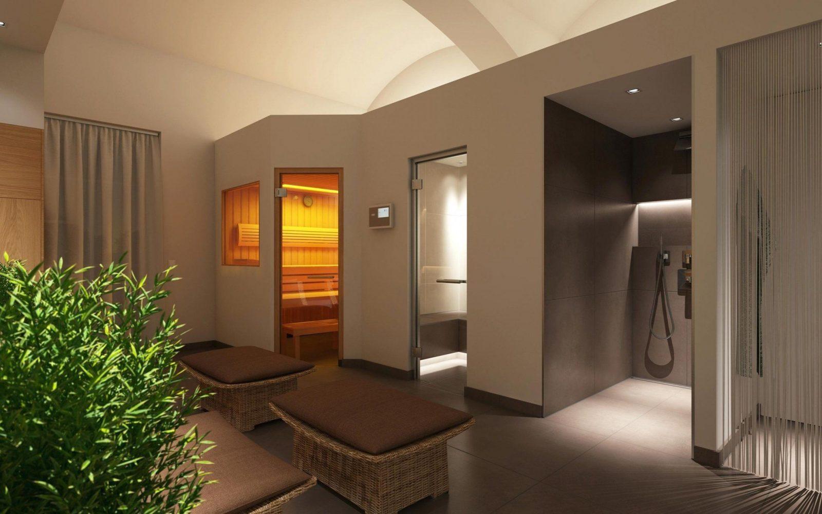 Sauna Im Keller Anzeige Abluft Einbauen Selber Bauen von Sauna Im Keller Einbauen Bild
