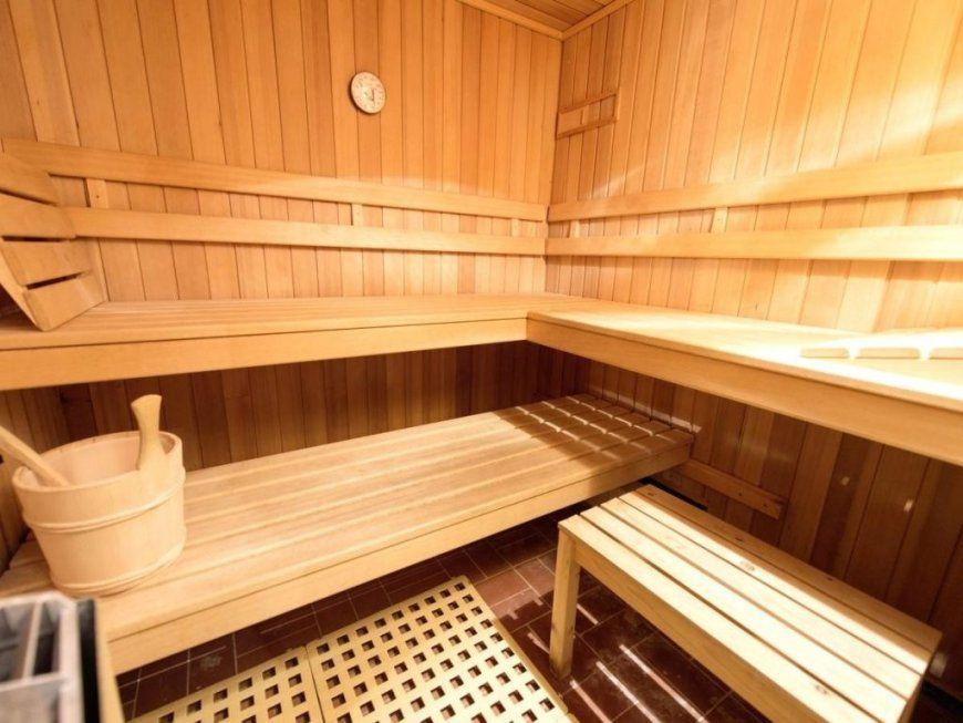 Sauna Im Keller Kosten Dammen Schimmel Was Muss Man Beachten von Sauna Im Keller Schimmel Bild