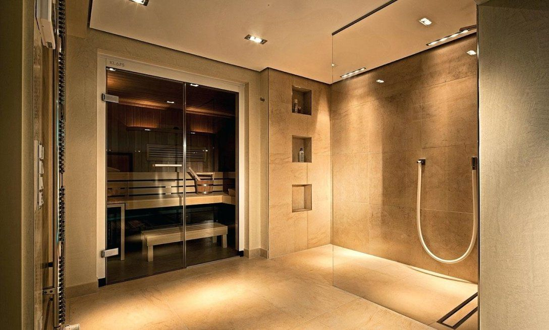 Sauna Im Keller Wellnessbereich Kosten Selber Bauen von Sauna Im Keller Einbauen Bild