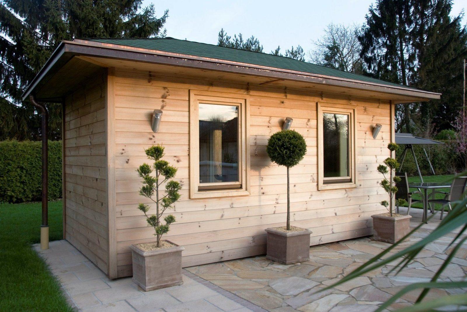 Sauna Selber Bauen von Grillhütte Selber Bauen Anleitung Photo