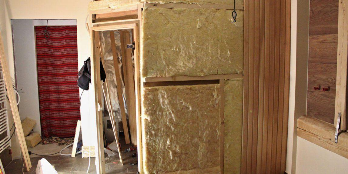 Saunabau Planung Und Montage Der Eigenen Heimsauna von Sauna Im Keller Einbauen Photo