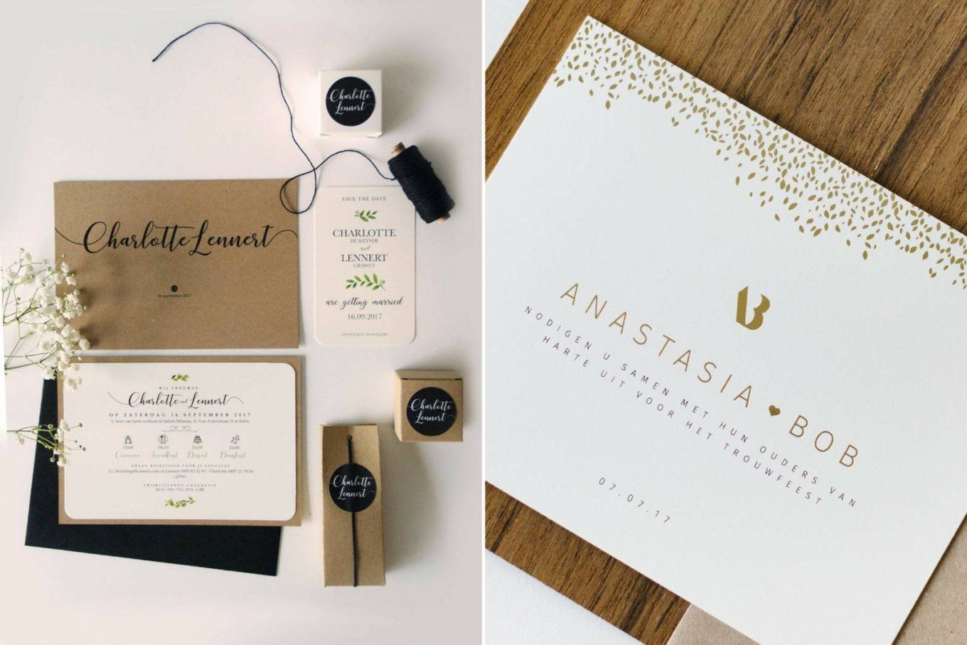 Save The Date  House Of Weddings von Save The Date Originell Photo