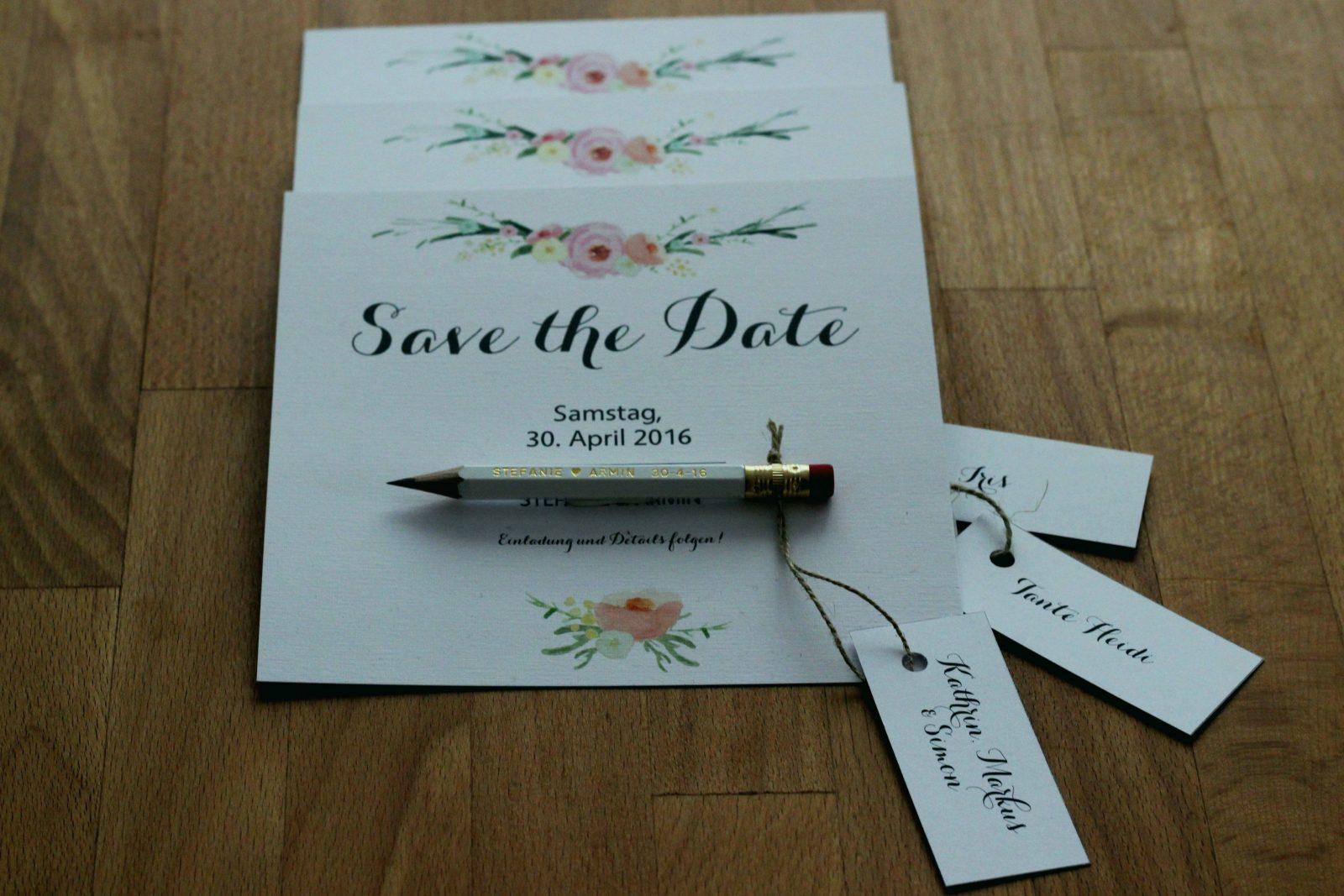 Save The Date Karten Selber Machen Fresh Save The Date Karten Selber von Save The Date Karten Basteln Photo