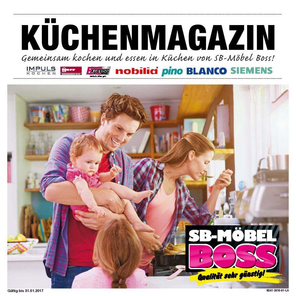 Sb Möbel Boss Angebote  Design von Möbel Boss Minden Prospekt Bild