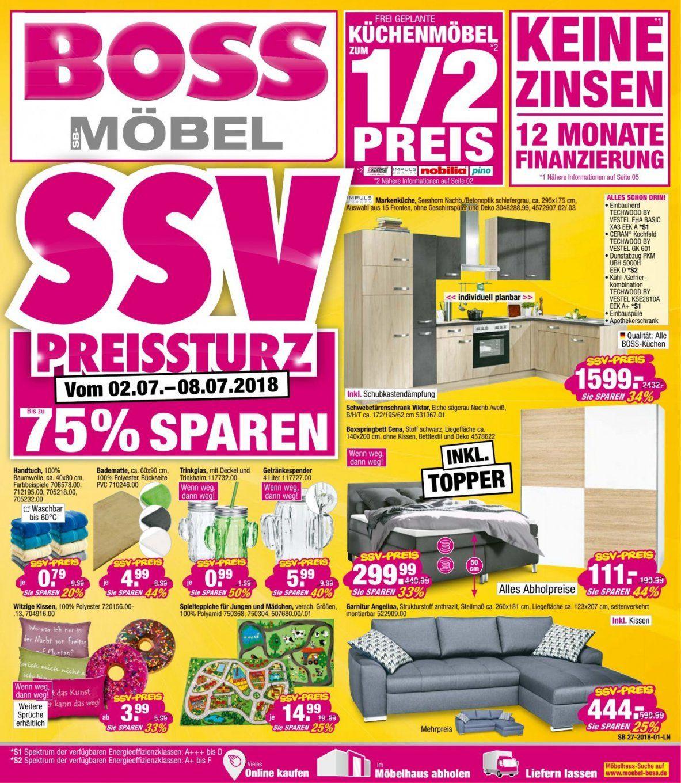 Sb Möbel Boss Prospekte In Rheine  Angebote Mit Aktionen von Möbel Boss Hameln Öffnungszeiten Bild