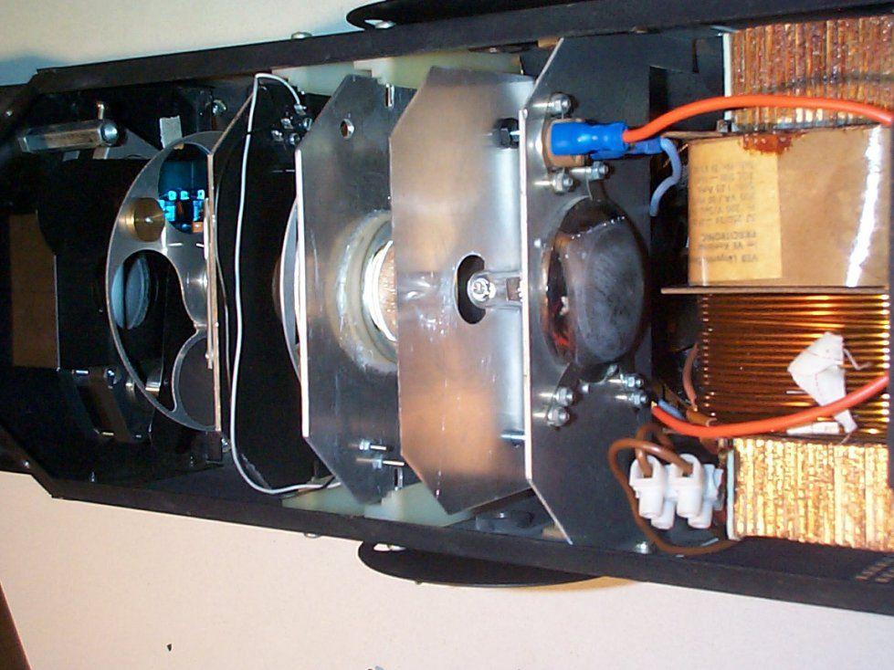 Scanner Und Movinghead Selber Bauen  Mikrocontroller von Moving Head Selber Bauen Bild