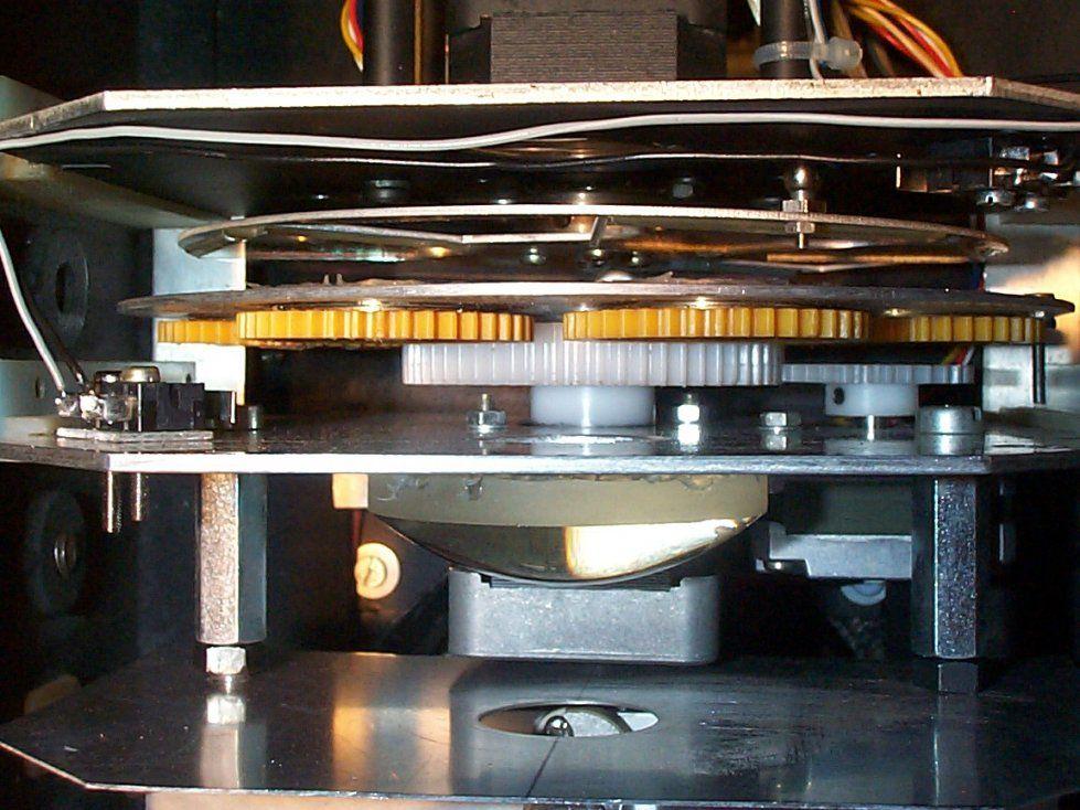 Scanner Und Movinghead Selber Bauen  Mikrocontroller von Moving Head Selber Bauen Photo