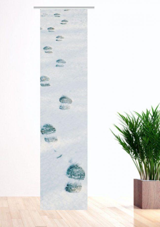 Schiebegardine  Flächenvorhang Blickdicht  260 Cm ☛ Onlineshop von Flächenvorhang 30 Cm Breit Photo