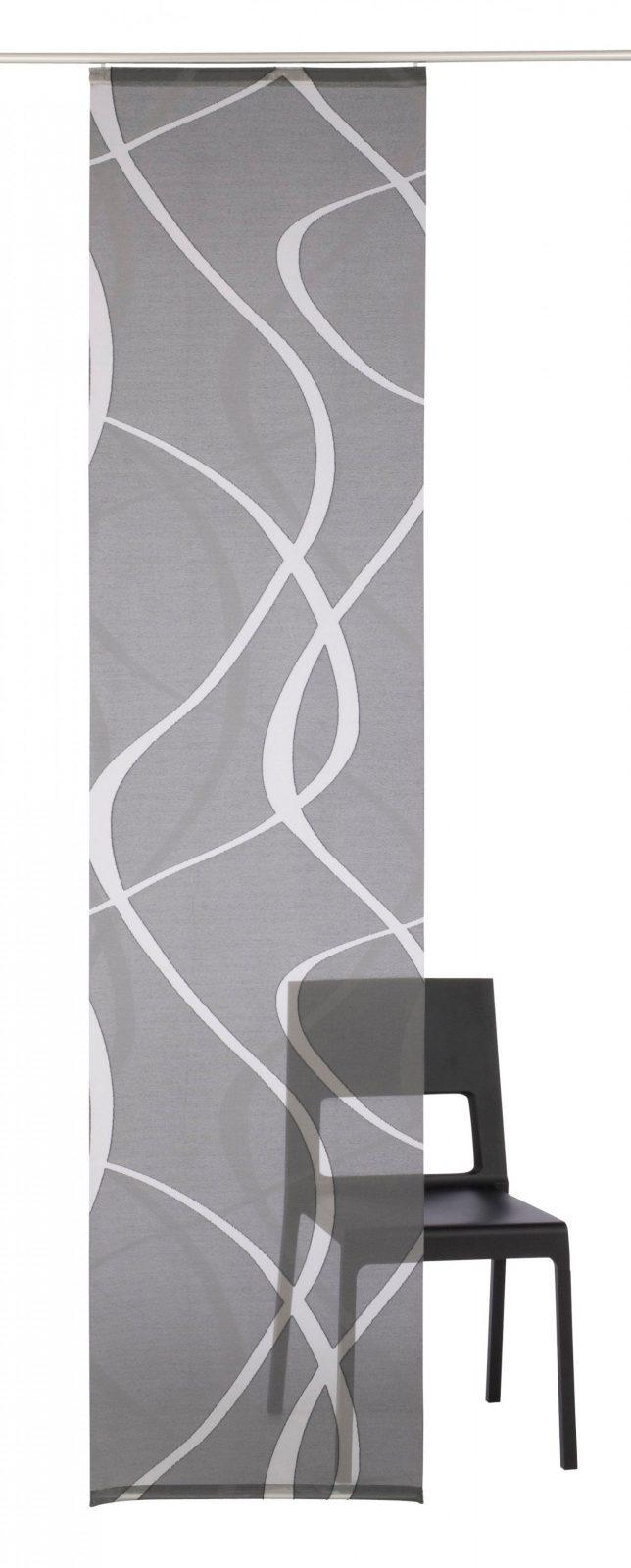 Schiebegardine Rumbek Deko Trends Klettband 1 Stück Bestellen von Schiebegardinen Mit Klettband Waschen Bild