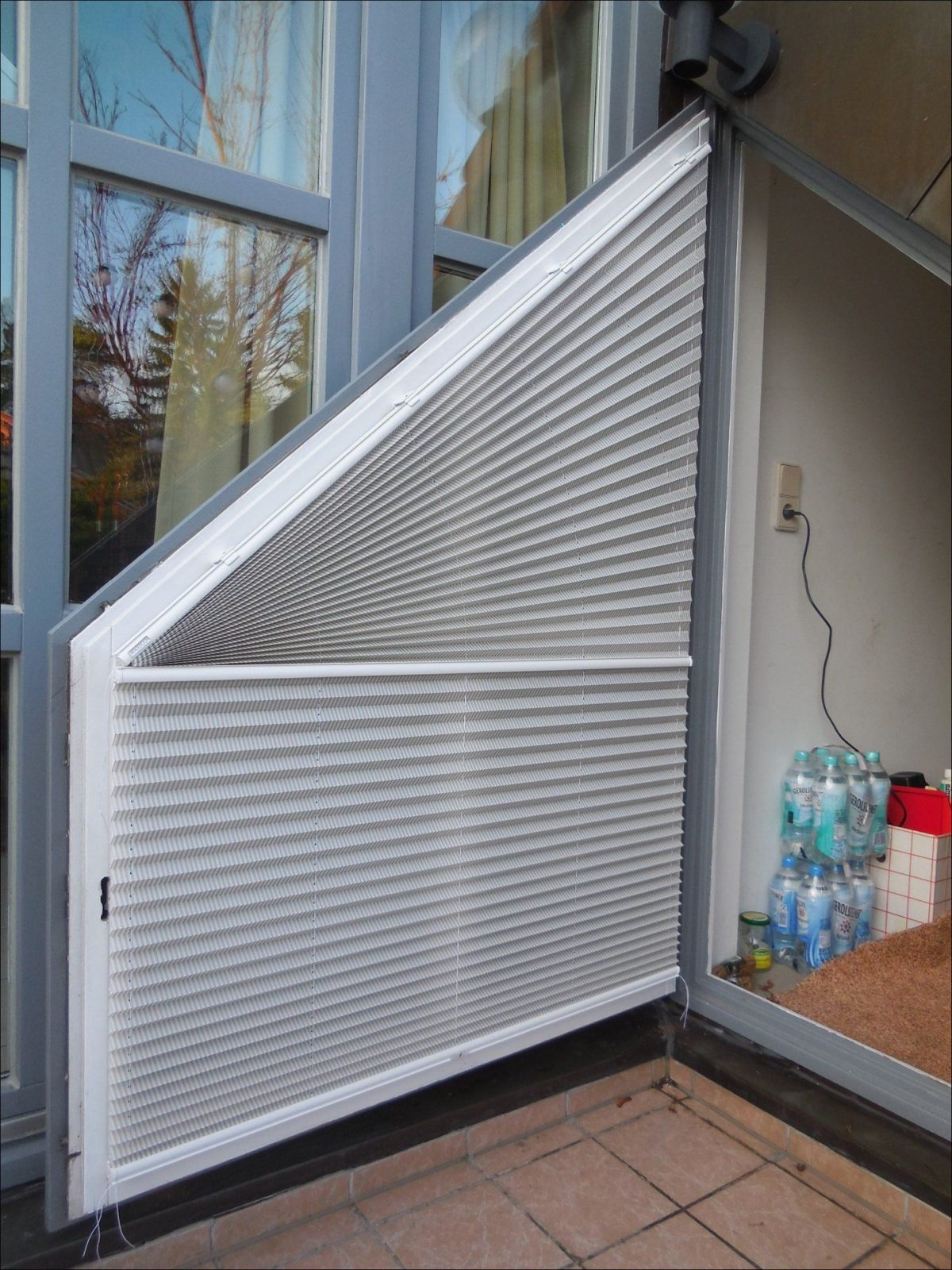 Schiebegardinen Für Schräge Fenster Mit Gardinen 6 0 Und Fr Schrge von Schiebegardinen Für Schräge Fenster Photo