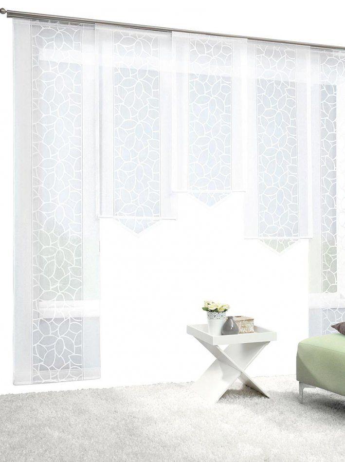 Schiebevorhang In Weiß Online Kaufen  Witt Weiden – 267098022 von Witt Weiden Gardinen Photo