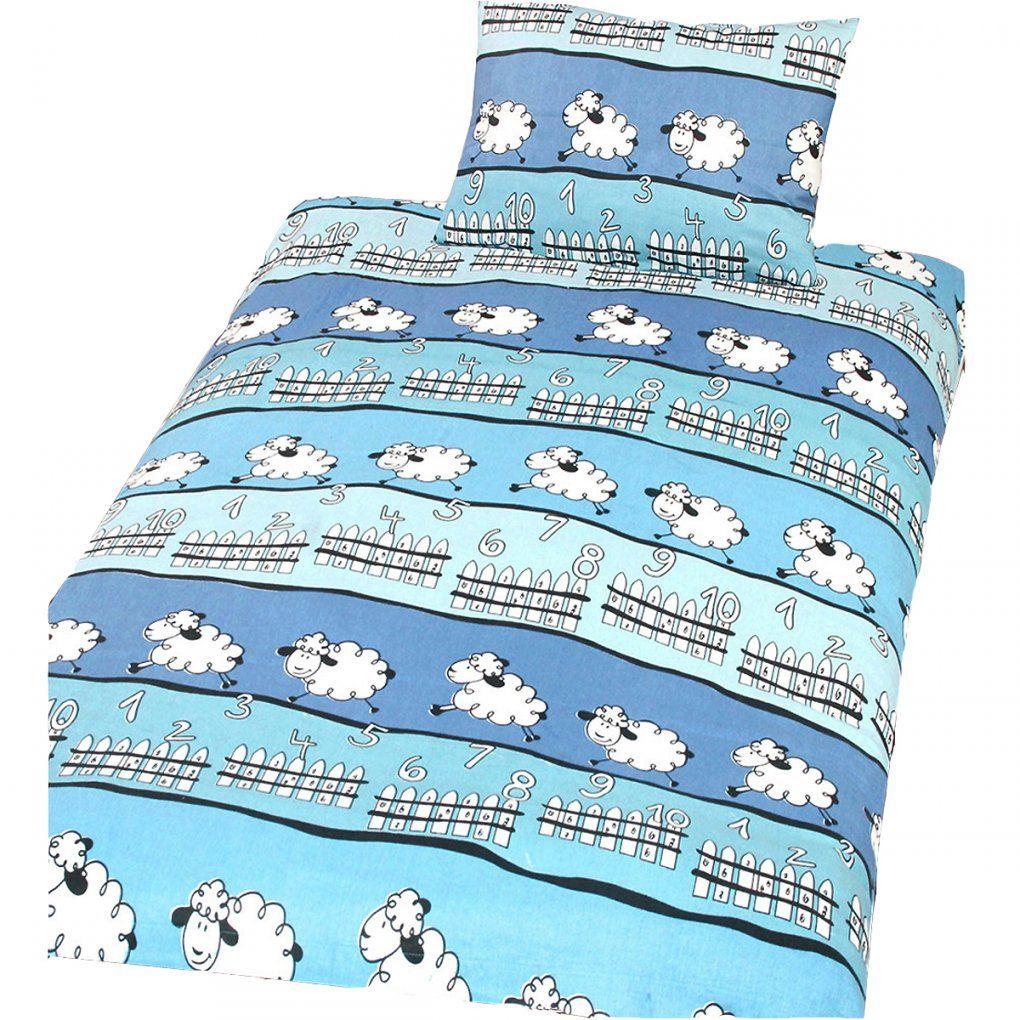 Schlaf Textilien von Biber Bettwäsche 100X135 Photo