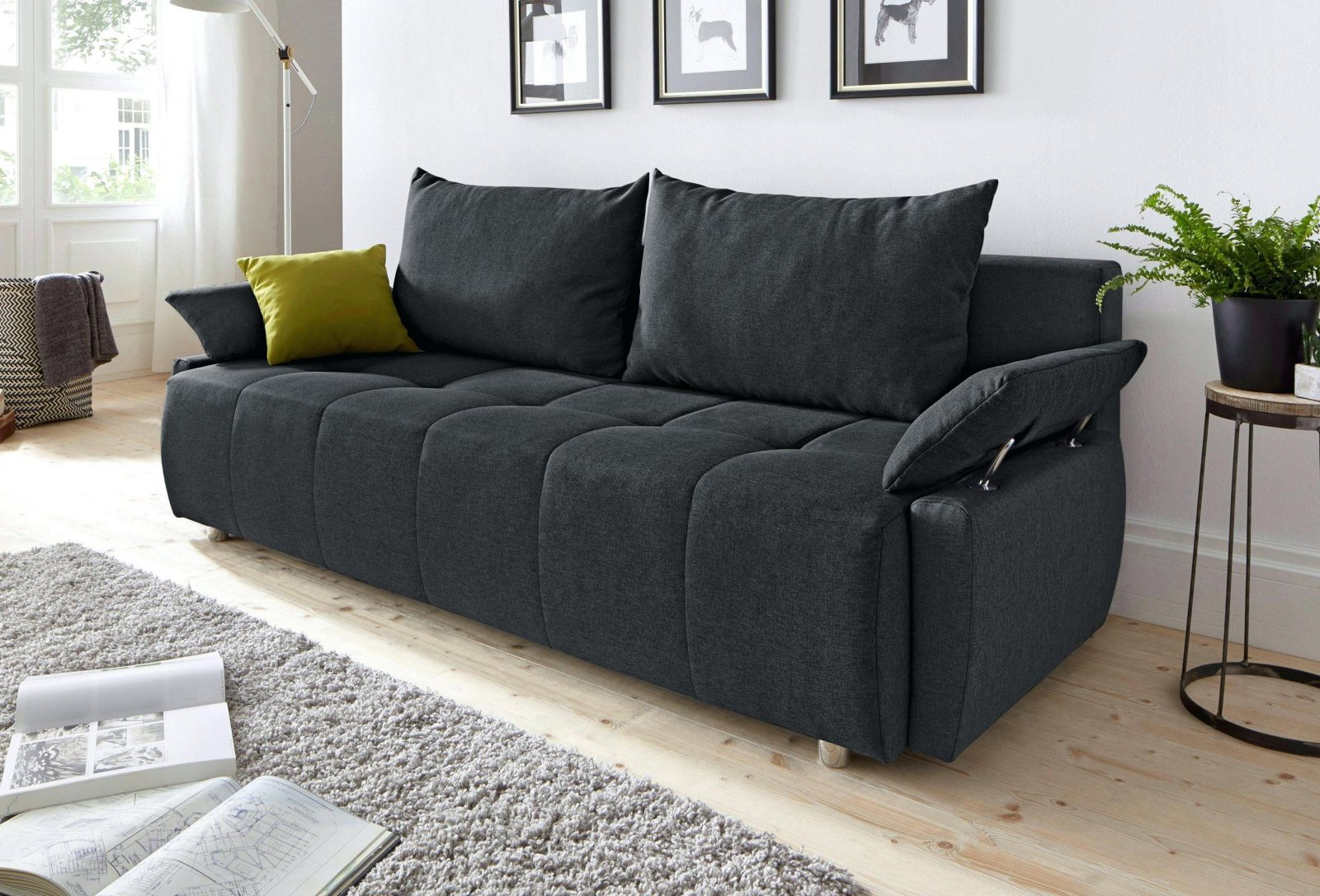 otto schlafsofa mit bettkasten haus design ideen. Black Bedroom Furniture Sets. Home Design Ideas