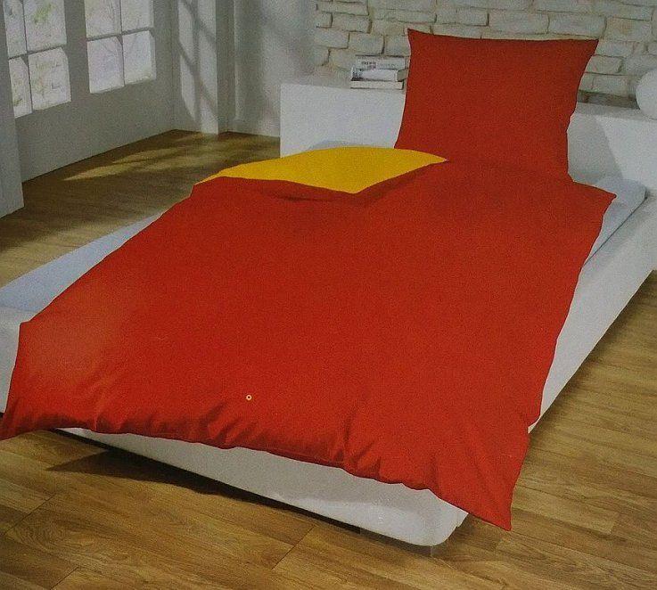 Schlafwohl Wende Kuschel Bettwäsche Set 2 Tlg 135X200Cm & 80X80Cm von Schlafwohl Nicki Bettwäsche Bild