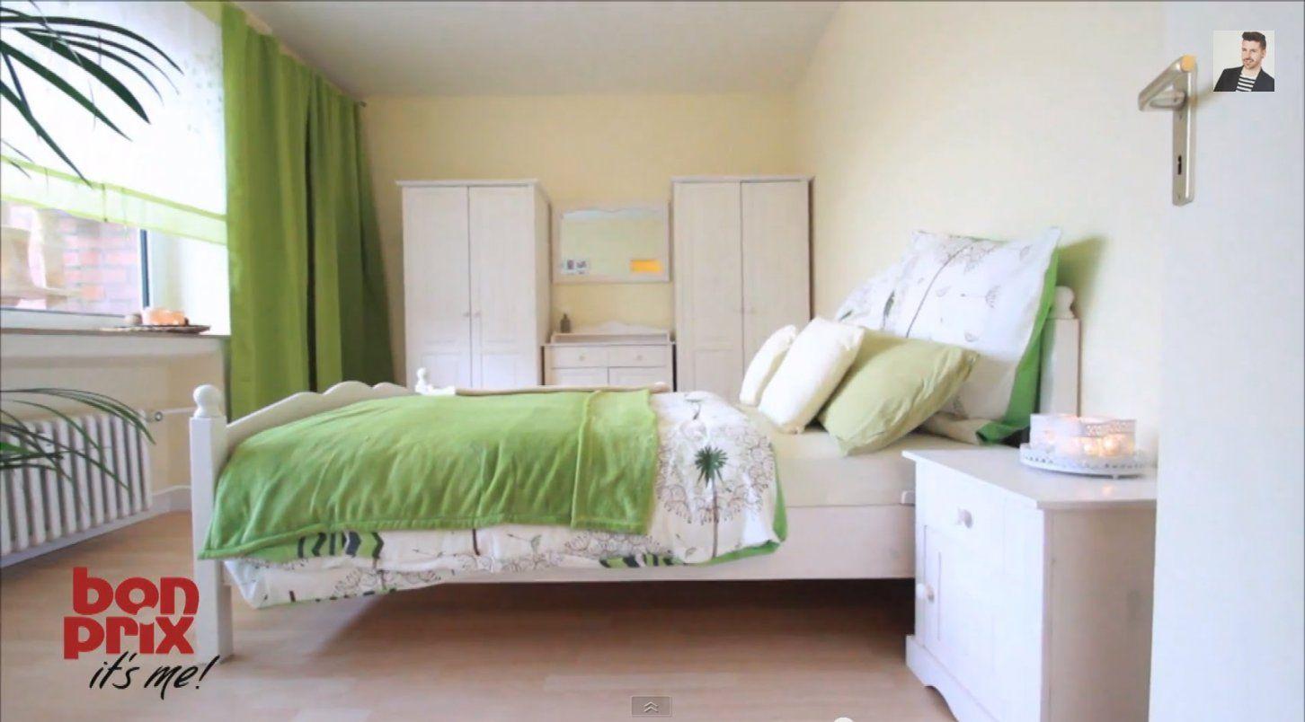 Schlafzimmer Einrichten  Homestyling  Folge 1  Bonprix von 13 Qm Zimmer Einrichten Bild