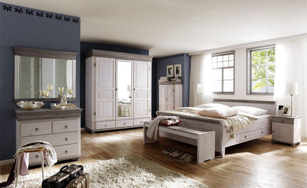 Schlafzimmer Landhausstil Komplett  Imagenesdesalud von Landhaus Schlafzimmer Komplett Massiv Bild