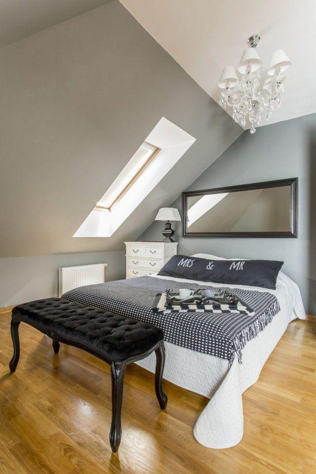 Schlafzimmer Mit Dachschräge Farblich Gestalten Imagenesdesalud von Schlafzimmer Dachschräge ...