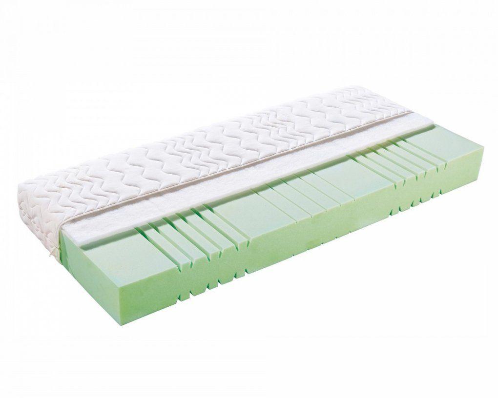 Schlaraffia® Greenfirst® 7Zonenkaltschaummatratze (100X200 H2 von Rollmatratze 120X200 Dänisches Bettenlager Bild