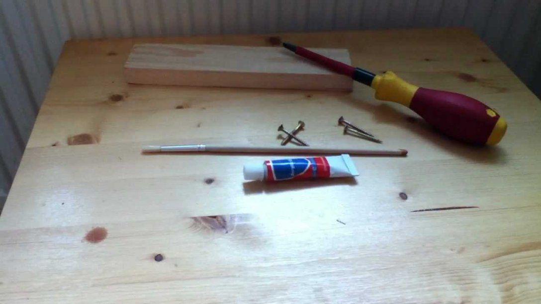 Schlüsselkasten Aus Holz Bauen  Schlüsselbrett Selber Machen  Youtube von Schlüsselkasten Holz Selber Bauen Photo